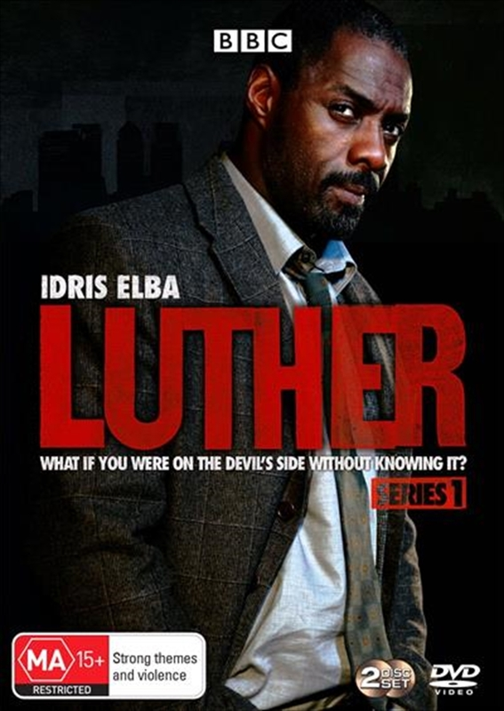Luther - Season 1 on DVD