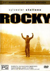 Rocky - 25th Anniversary Special Edition on DVD