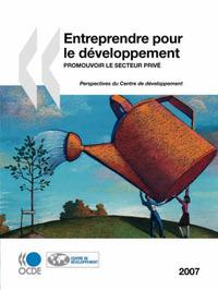 Entreprendre Pour Le Developpement: Promouvoir Le Secteur Prive by OECD Publishing image