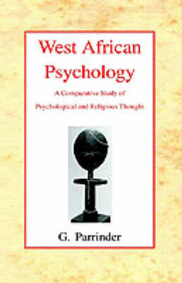 West African Psychology by Geoffrey Parrinder image