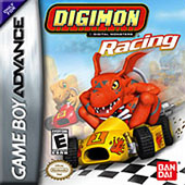 Digimon Racing for Game Boy Advance