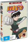Naruto (Uncut) Collection 10 (Eps 121-135), DVD