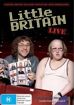 Little Britain - Live: Limited Edition on DVD