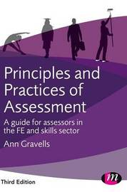 Principles and Practices of Assessment by Ann Gravells