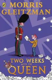 Two Weeks with the Queen by Morris Gleitzman image