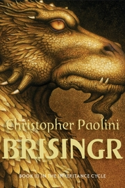 Brisingr (Inheritance Cycle #3) (UK Ed.) by Christopher Paolini