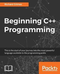Beginning C++ Programming by Richard Grimes image