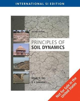 Principles of Soil Dynamics by Braja M Das image