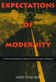 Expectations of Modernity by James Ferguson image