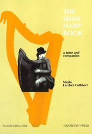 The Irish Harp Book by Carysfort Press Ltd image