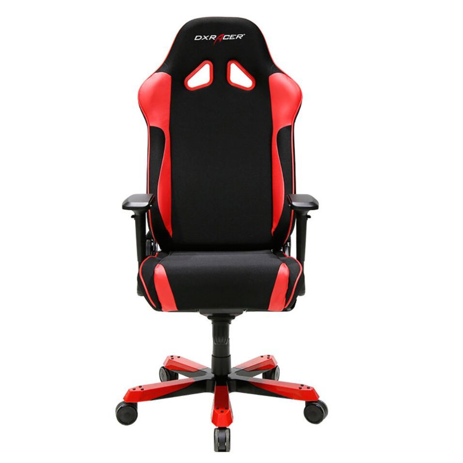 DXRacer Sentinel Series SJ11 Gaming Chair (Black and Red) for  image
