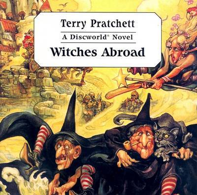 Witches Abroad by Terry Pratchett image