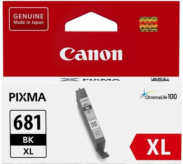 Canon Ink Cartridge - CLI681XL (Black)
