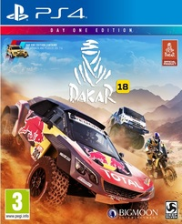 Dakar 18 Day One Edition for PS4