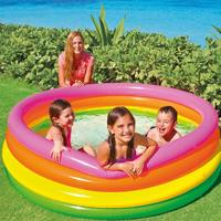 "Intex: Sunset Glow - Kiddie Pool (66"" x 18"")"