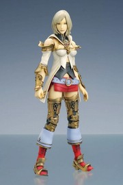 Final Fantasy XII Play Arts Ashe Figurine