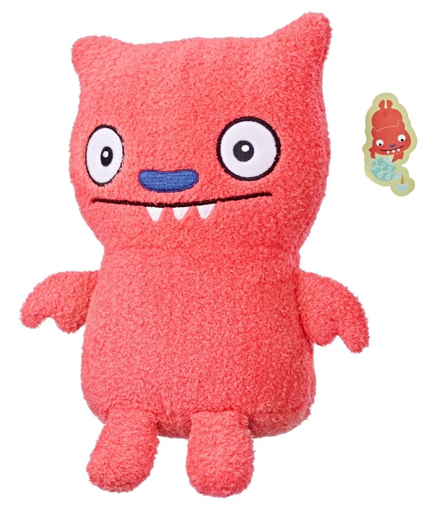 """Ugly Dolls: 9.5"""" Character Plush - With Gratitude Lucky Bat"""