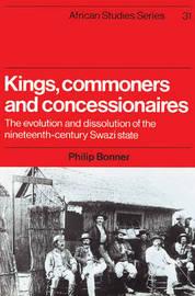 African Studies: Series Number 31 by Philip Bonner