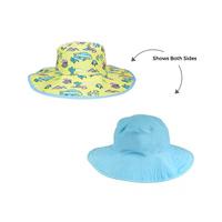 Banz Carewear: Reversible Sunhat - Desert (2-5 years)