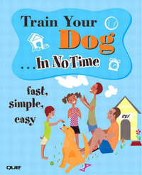 Train Your Dog in No Time by H Whiteley image