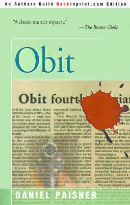 Obit by Daniel Paisner image