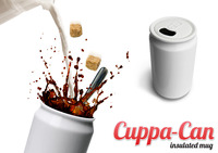 Cuppa Can Coffee Mug