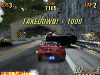 Burnout 3: Takedown for Xbox