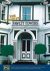 Fawlty Towers - The Complete Series (3 Disc Set) on DVD