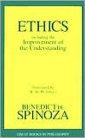Ethics by Benedict de Spinoza image