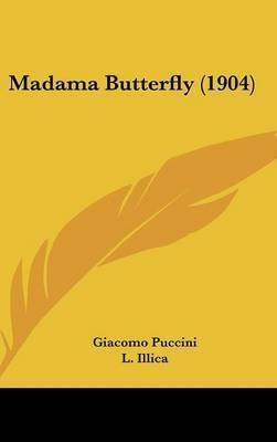 Madama Butterfly (1904) by G. Giacosa
