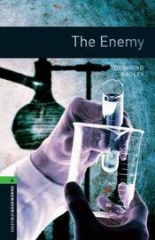 Oxford Bookworms Library: Level 6:: The Enemy by Desmond Bagley image