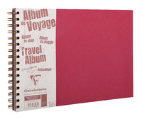 Age-Bag A4 Voyage Album - Red