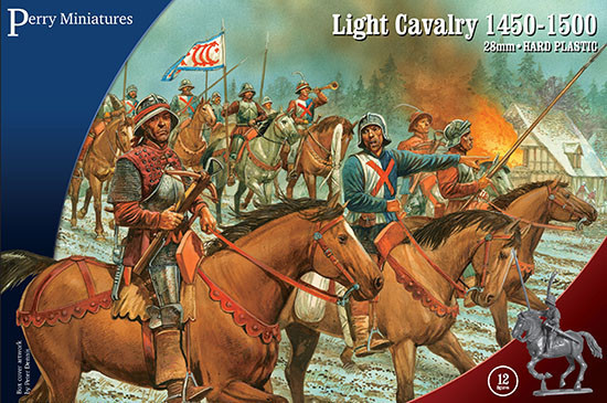 War of the Roses: Light Cavalry (1450-1500)