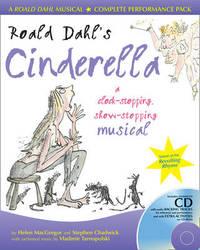 Roald Dahl's Cinderella by Roald Dahl image