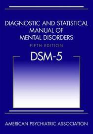 Diagnostic and Statistical Manual of Mental Disorders (DSM-5 (R)) by American Psychiatric Association