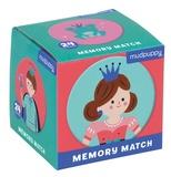 Mudpuppy: Mini Memory Game - Enchanting Princess