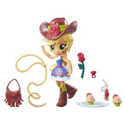 My Little Pony: Equestria Girls Minis - AppleJack School Dance Set