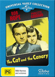 The Cat And The Canary [Universal Vault Collection] on DVD