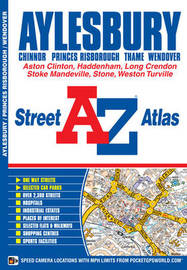 Aylesbury Street Atlas by Geographers A-Z Map Company