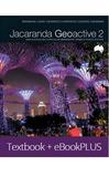 Jacaranda Geoactive 2 NSW Australian Curriculum Geography Stage 5 Fourth Edition eBookPLUS & Print by S Caldis