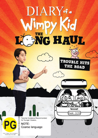Diary Of A Wimpy Kid: Long Haul on DVD image