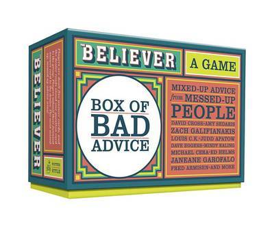 The Believer Box of Bad Advice: A Game by Potter Style