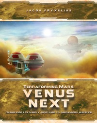 Terraforming Mars: Venus Next - Expansion
