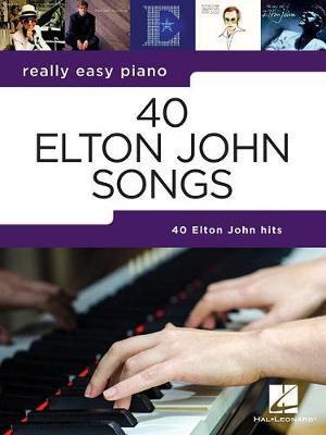 40 Elton John Songs by Elton John