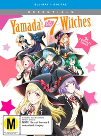 Yamada-kun And The 7 Witches - Complete Series (Eps 1-12) on Blu-ray image