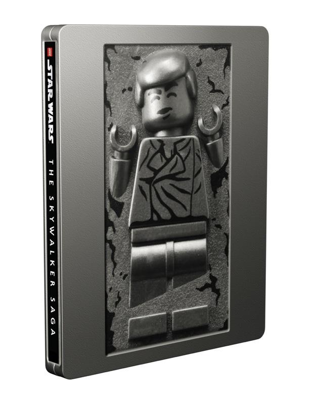 LEGO Star Wars: Skywalker Saga Steelbook