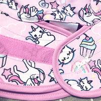 Banz Carewear: Reversible Sunhat - Cats & Unicorns (2-5 years)