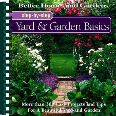 Yards and Garden Basics by Better Homes & Gardens image