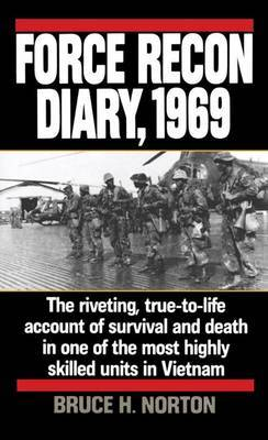 Force Recon Diary 1969 by Bruce H. Norton image