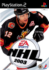 NHL 2003 for PS2